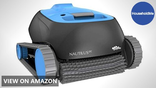 Dolphin Nautilus with CleverClean Robotic Pool Cleaner Review