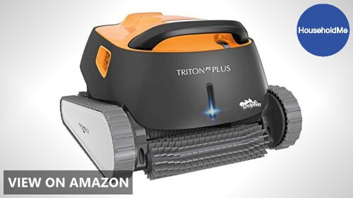 🥇 Dolphin Triton Plus Robotic Pool Cleaner Review
