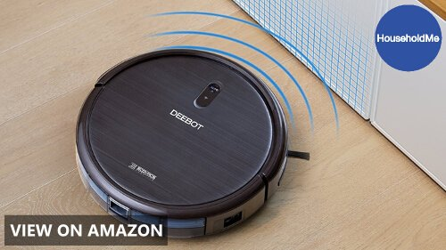 Ecovacs Deebot N79S Robotic Vacuum Cleaner Review