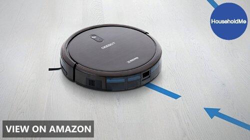 Deebot N79S vs Roomba 690 robot vacuum comparison