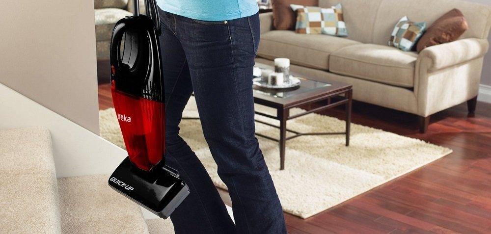 Eureka 169J 2-in-1 Quick-Up Bagless Stick Vacuum
