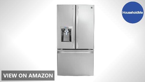 Kenmore Smart 4675043 24 Cu. Ft. French Door Bottom Mount Refrigerator  Review