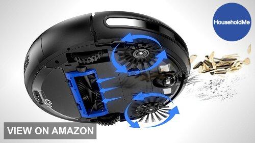 Mooka Robotic Vacuum Cleaner Review