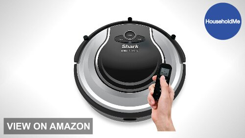 Shark Ion Robot Dual Action Robot Vacuum Cleaner Review