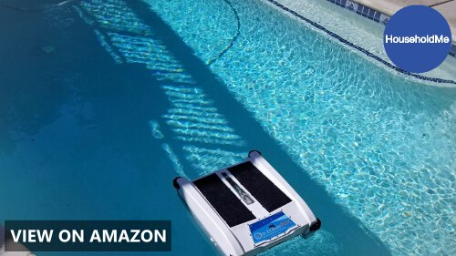 Solar Breeze Nx Automatic Solar Powered Pool Cleaner Review