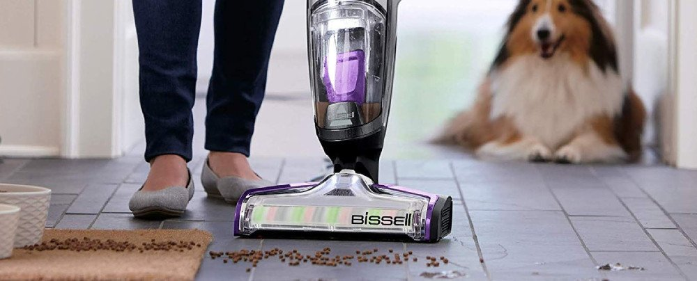 Bissell Crosswave Pet Pro Wet/Dry Vacuum Review