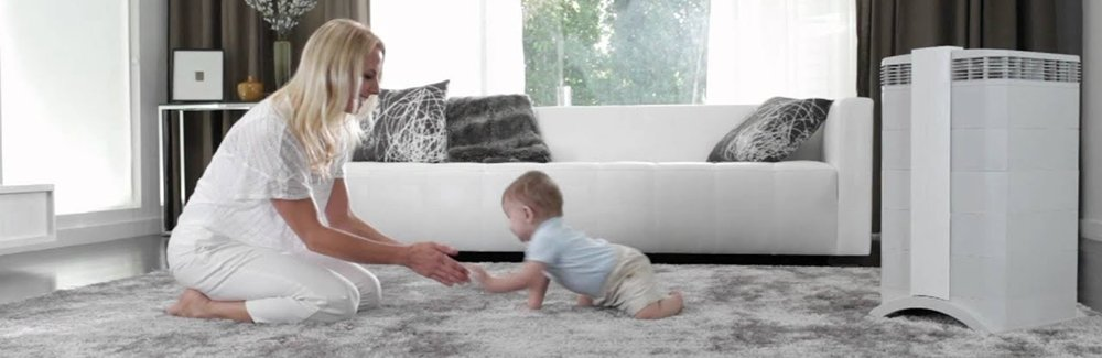 Choosing the Best Air Purifier for a New Baby's Nursery