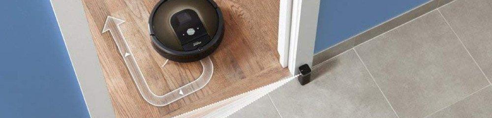 Boundaries for your Robot Vacuum
