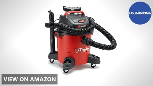 Craftsman 12004 vs Shop-Vac 5989300 Wet Dry Vacuum Comparison