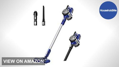Eureka NEC122A Powerplush Cordless 2-in-1 Lightweight Stick Handheld Vacuum Review
