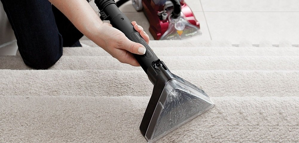 Hoover Power Scrub Deluxe Carpet Washer (FH50150) Review