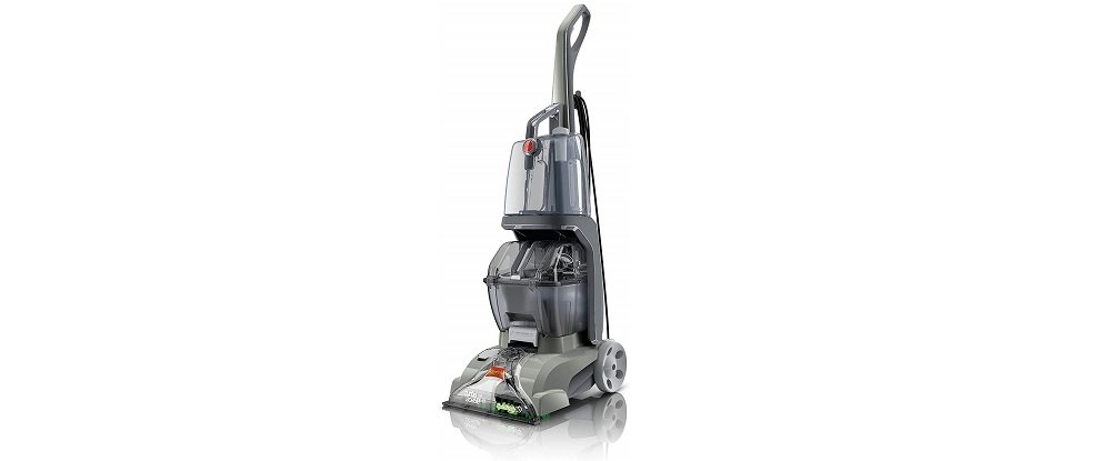 Hoover Turbo Scrub Carpet Cleaner, Blue, FH50130