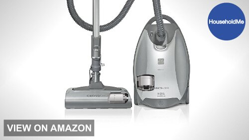 Kenmore Elite 21814 Pet Friendly CrossOver Canister Vacuum Review