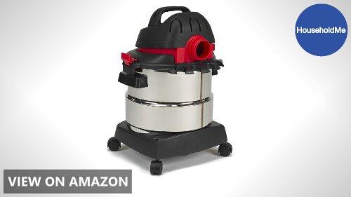 Shop-Vac 5989300 vs Tacklife PVC01A 5 Gallon Wet Dry Vacuum