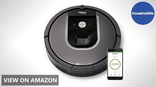 iRobot Roomba 960 vs 980 Robot Vacuum Comparison