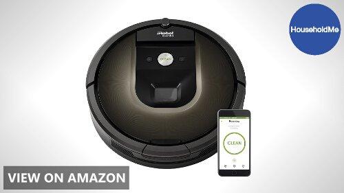 iRobot Roomba 980 vs 960 Robot Vacuum Compariso