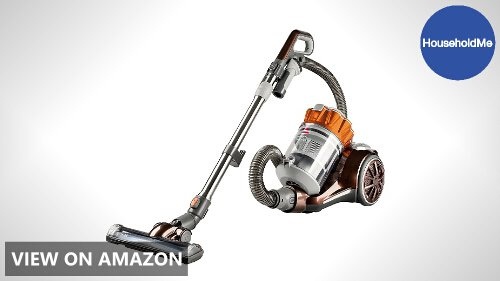 Bissell Hard Floor Expert Multi-Cyclonic Bagless Canister Vacuum, 1547