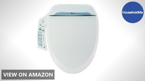 Super Top 5 Best Electronic Bidet Toilet Seats Of 2019 Householdme Machost Co Dining Chair Design Ideas Machostcouk