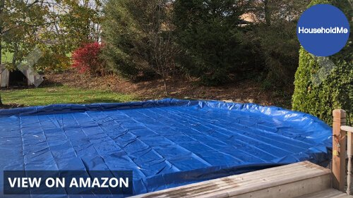 🥇 Top 5 Best Pool Covers of 2019: Buying Guide