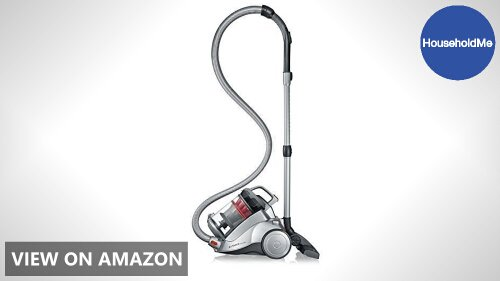 Severin Germany Nonstop Corded Bagless Canister Vacuum Cleaner (MY7115)