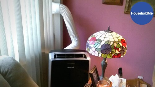 Can I use a portable air conditioner in a room without a window?