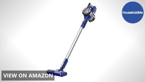Eureka NEC122A vs Dyson V7 Stick Vacuum Comparison