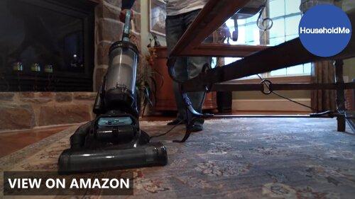 Black Decker Airswivel Upright Vacuum Review Bdasp103
