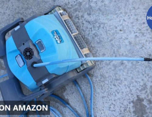 Dolphin Oasis Z5 Robotic Pool Cleaner Review