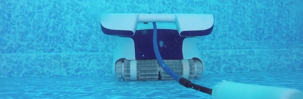 Dolphin Sigma Robotic Pool Cleaner with Bluetooth