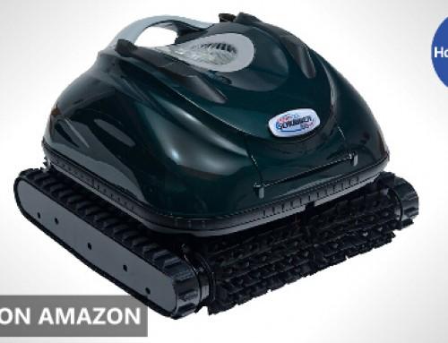 Smartpool NC74 Scrubber 60 Plus Robotic Pool Cleaner Review