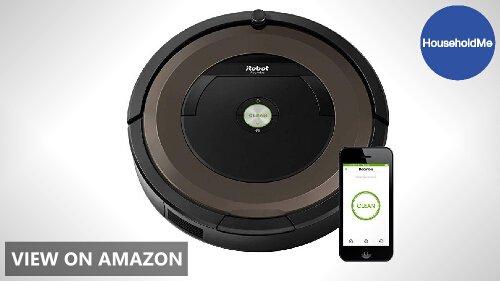 iRobot Roomba 890 vs Roomba iRobot 801: Robot Vacuum Comparison
