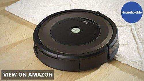 iRobot Roomba 890 vs Roomba iRobot 801