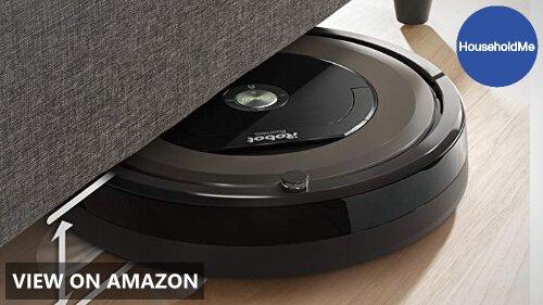 Irobot Roomba 877 Vs Irobot Roomba 890 Robot Vacuum