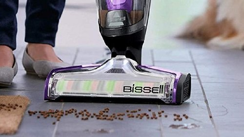 Bissell Crosswave 2306a Vs 1785a Upright Vacuum Comparison