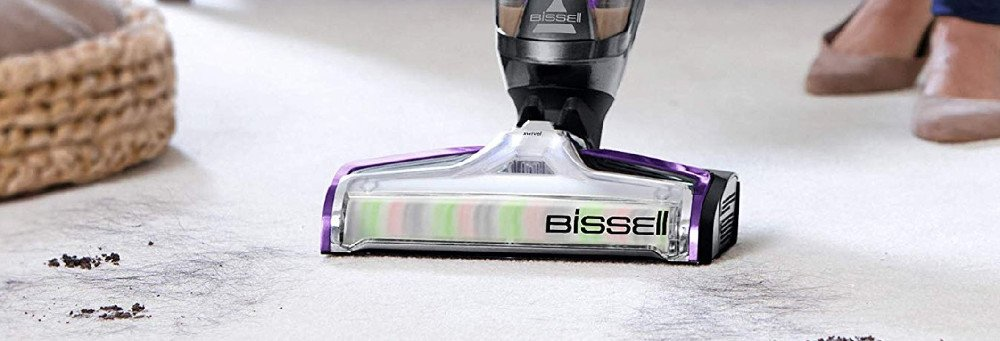 Bissell Crosswave 2306A Upright Vacuum