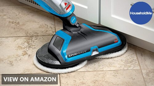 Bissell Spinwave Plus Hard Floor Cleaner And Mop Review 20391 Model
