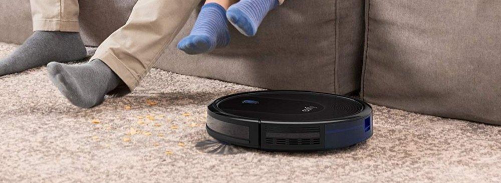 Carpet Robotic Vacuum