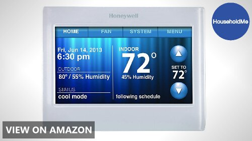Honeywell TH9320WF5003 WiFi 9000 Color Touchscreen Thermostat Review