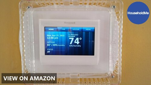Honeywell Touchscreen Thermostat Review