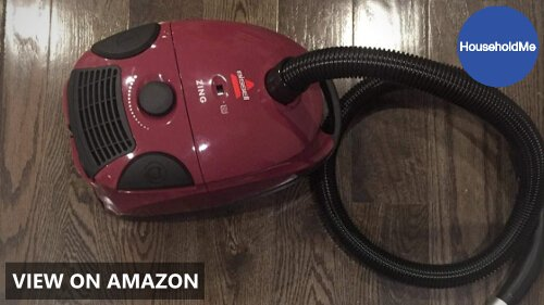 Bissell 4122 Zing Canister Vacuum