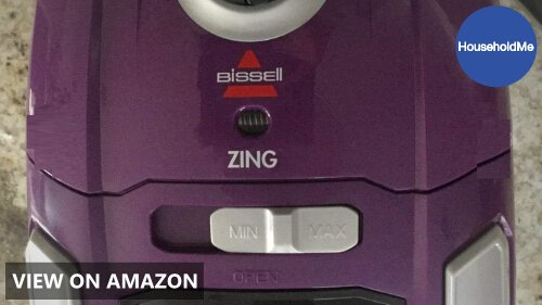 Bissell Zing Bagged Canister Vacuum Review (4122 Model)