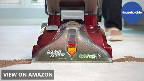 Hoover Power Scrub Deluxe vs Hoover Max Extract: Carpet Cleaner Comparison