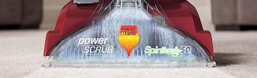 Hoover Power Scrub Deluxe vs Hoover Power Scrub Elite