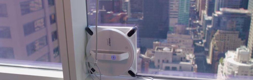 як вибрати робот для миття вікон