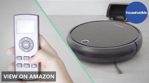 Deenkee Robot Vacuum Cleaner Review