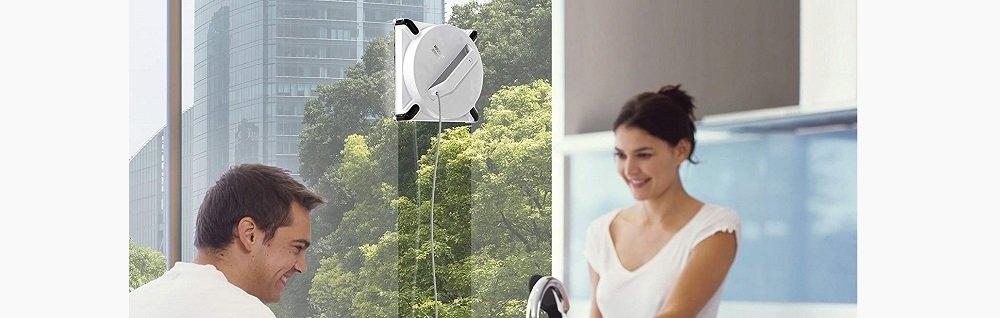 Огляд роботів автоматичного миття вікон ECOVACS WINBOT W950