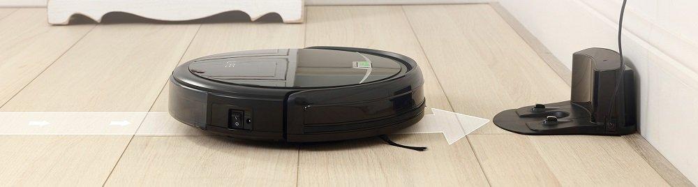 ILIFE Robotic Vacuum Cleaner
