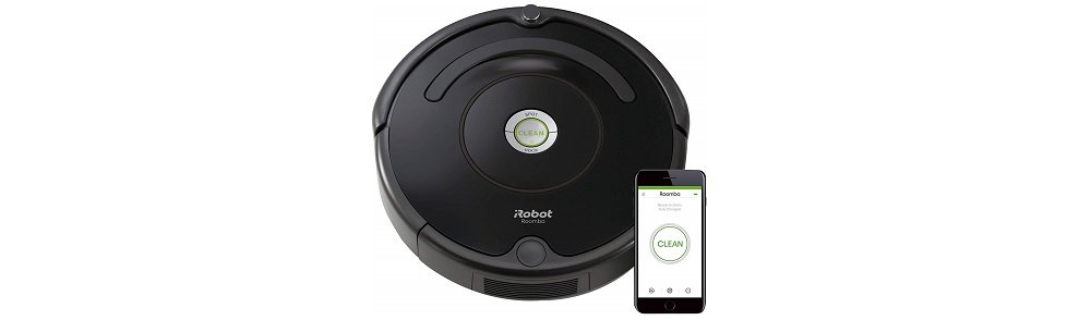 Roomba 675 Robot Vacuum Cleaner Review