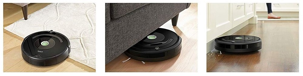 iRobot Roomba 675Review
