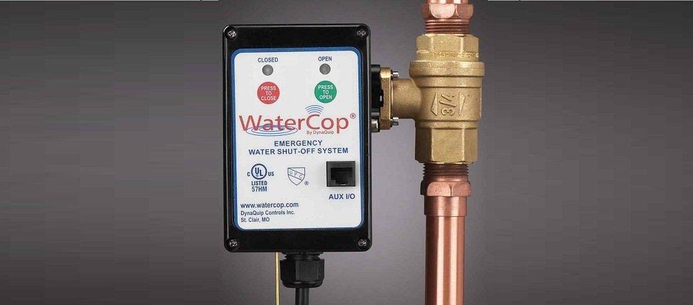 WaterCop Water Shut-Off Valve